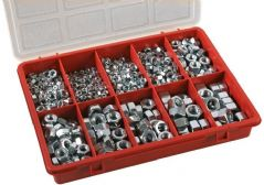 DURATOOL D01834  Hex Nut Set 980Pcs